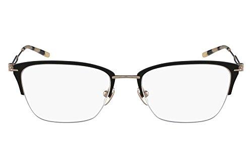 1b5273fce Óculos de Grau Calvin Klein Ck8065 007/52 Preto Fosco/dourado