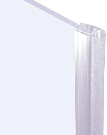 Brinox - Perfil mampara lateral 6-8mm 2m.: Amazon.es: Hogar