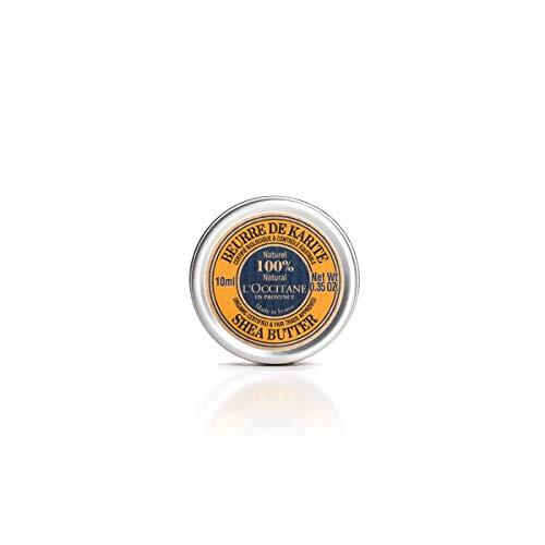 L'Occitane Shea Organic Shea Butter, 0.35 Oz ()