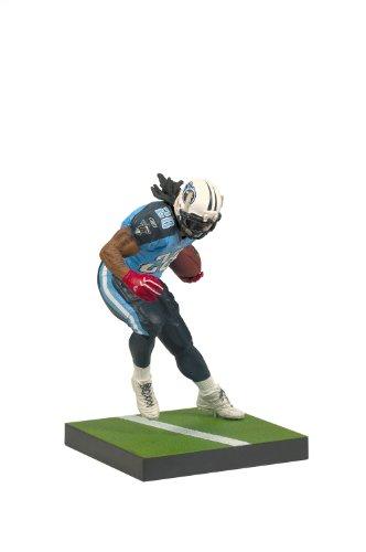 McFarlane Toys NFL Series 24 Chris Johnson Action - Light Nfl Jerseys Blue