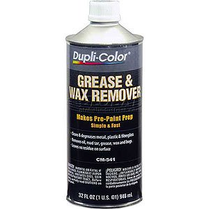 Dupli-Color Paint CM541 Dupli-Color Grease And Wax Remover; 32 oz. Quart; (Duplicolor Grease And Wax Remover compare prices)