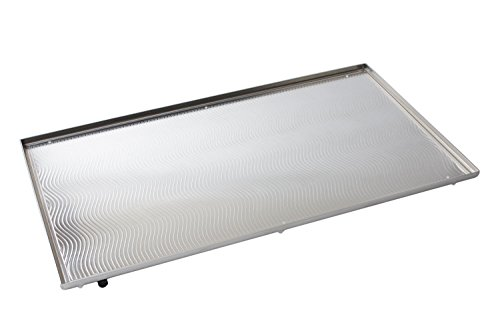 Bon Chef 2192SC 3 Well Electrified Hot Wave Grill Tray, 800W, 115V, 7.65 amp, 43