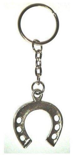 herradura amuleto suerte LLAVERO: Amazon.es: Oficina y papelería