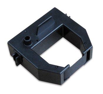 ((2 Pack) Pyramid 2400 / AT-2400 / AT-2500 Time Clock Ribbon, Black, Compatible, Replaces Pyramid 42427)