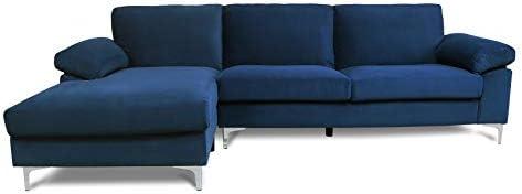Artiron Left Facing Sectional Sofa - a good cheap living room sofa