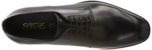 Geox Men's U Saymore C Derbys Black (Black C9999) 3bDKiZHb