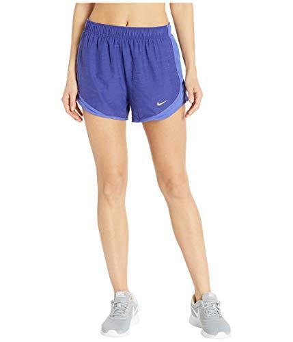Nike Women's Dri-FIT Tempo Running Shorts Purple (Medium 3)