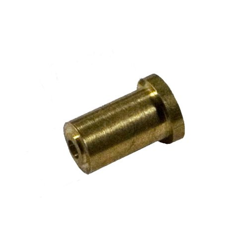 Gold Brass Gas Refill Adapter for S.T. Dupont Line 1 and 2 Lighters ()
