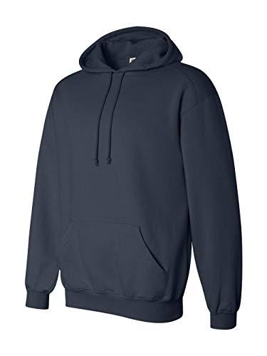 - Badger BD1254 Adult Pullover Hoodie Sweatshirt, Navy - Large