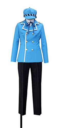 Naoto Shirogane Cosplay Costume (Dreamcosplay Shin Megami Tensei: Persona Naoto Shirogane Costume)