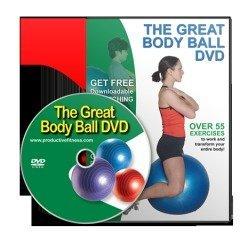 55cm/22'' Swiss Pro Ball Kit Includes Swiss Ball DVD & Pump