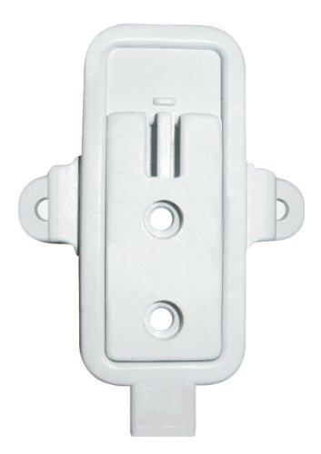 Door Smoocher Child Pet and Baby Proof Sliding Pocket Door and Swing Door Lock