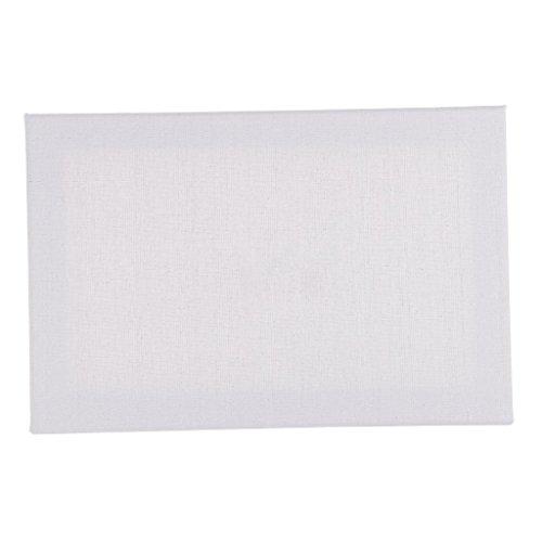 Baosity キャンバス用品 アートボード 空白 キャンバス 絵の具 愛好家 芸術家 白い 全4サイズ - 30x40x1.6cmの商品画像