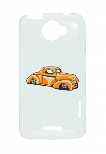 "Smartphone Case Apple IPhone 5C ""hot Rod Sportwagen Oldtimer Young Timer Shellby Cobra GT Muscel Car America Motiv 9765"" Spass- Kult- Motiv Geschenkidee Ostern Weihnachten"