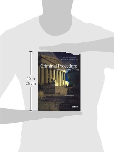 Criminal Procedure: Investigating Crime, 5th (American Casebook) (American Casebook Series)