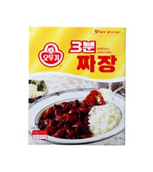 Ottogi Three Minute Curry(10) & Black Bean(10) Mix Package ($1.9/1 pack)