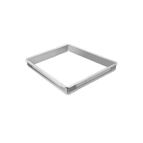 Regal Ware Half Size Aluminum Sheet Pan Extender - 6 per case.