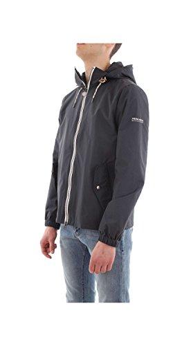 taslan Penn S navy 300 Uomo dark hoodie Woolrich rich Wycps0490 Giubbotto ta05 rIrUq