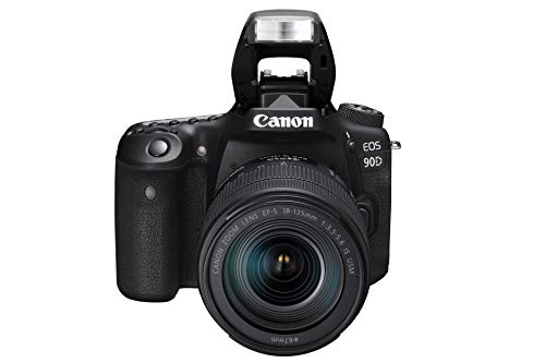 Canon EOS 90D Digital SLR Camera with 18-135 is USM Lens with 16GB Card 3