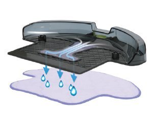 Depósito de agua de Moneual WT770, reserva de agua, para robot aspirador, ME770 y ME685: Amazon.es: Hogar