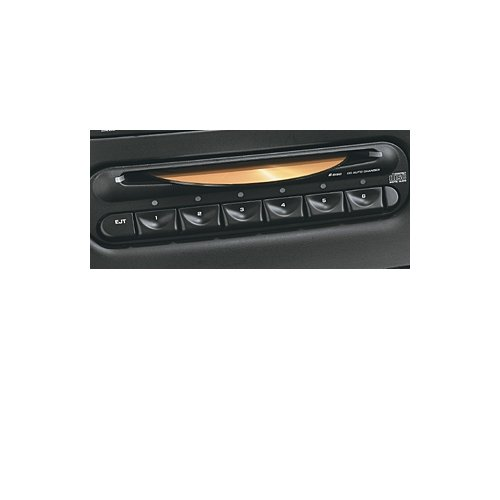 Mopar In Dash 6 Disc CD Changer - 82208936 by Mopar