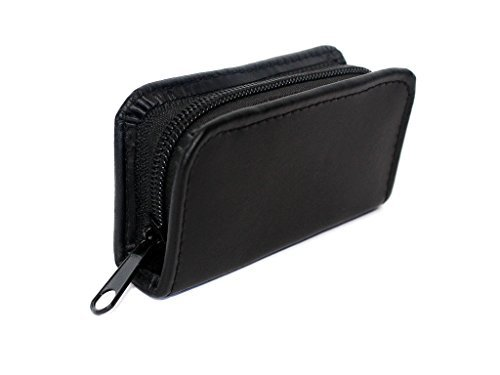 Executive Manicure Set - Leather Mini Manicure Executive Travel Set