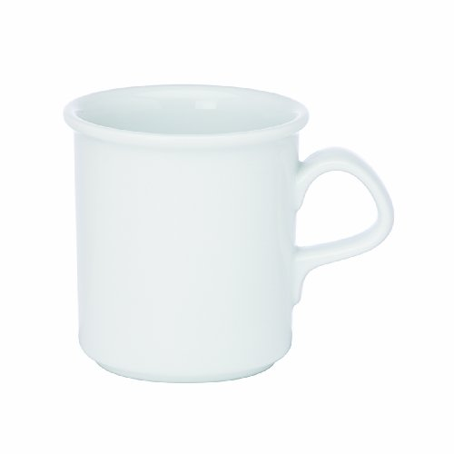 Dansk Cafe Blanc 12-Ounce Mug Morning 12 Oz Coffee Mug