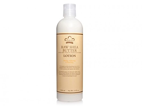 Nubian Heritage Raw Shea and Myrrh Lotion