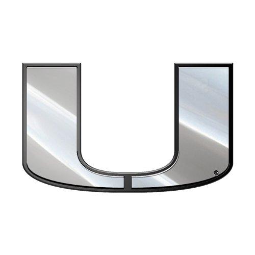 NCAA Miami Metal Emblem