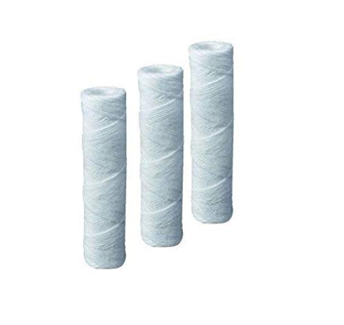 Campbell 1SS Sediment Filter Cartridges, 5 Micron, 9-3/4