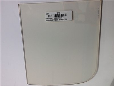 1408629 Vermont Castings Replacement Right Door Glass for Defiant Encore, Encore & Madison