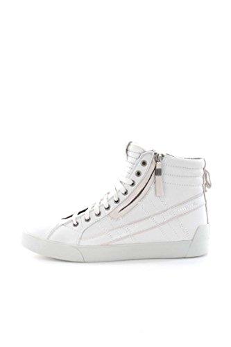 a Plus Bianco String Stivaletto Pantofole DIESEL D Uomo wAaqIOU