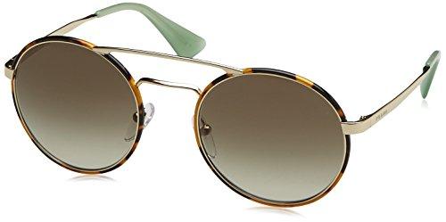 Green Gold PR Sonnenbrille 51SS Dorado Pale Grey Prada SwzgqvxCT