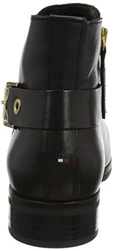 Tommy Hilfiger Women's T1285essa 1a Boots Black QGw8NEO4