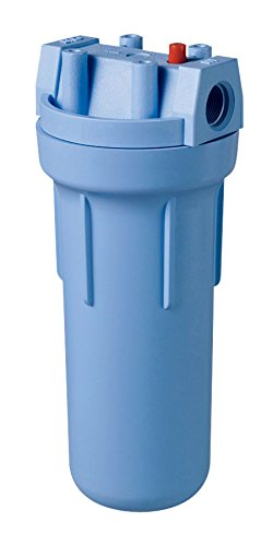 "Culligan Filter HF-150A Whole House Standard Duty 3/4"" Inlet/Outlet Filtration System, Blue"