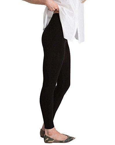 Spanx - Camiseta moldeadora - para mujer Very Black
