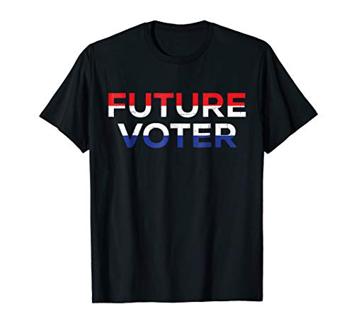 Future Voter T-Shirt Midterm Elections Halloween