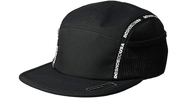DC Hombre ADYHA03719 Gorra de béisbol - Negro - Talla única ...