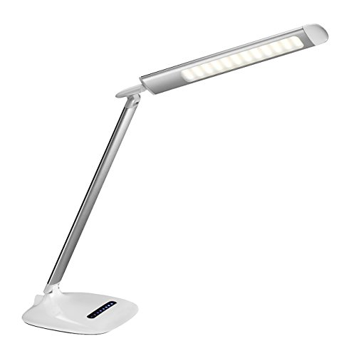 Daylight Company LLC Daylight Smart Lamp D40 Metallic Silver, UN1347, ()