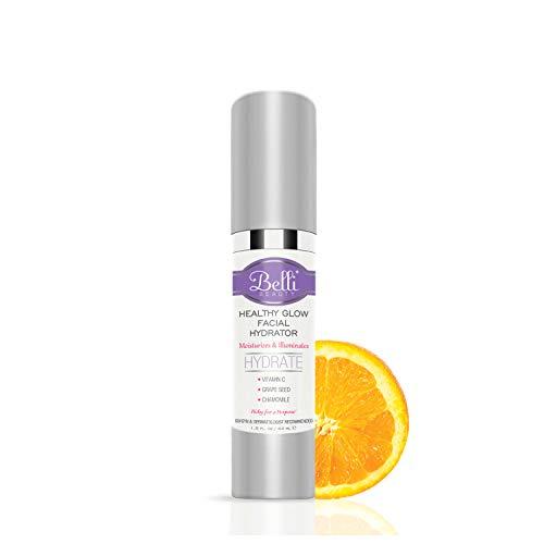 Belli Women's Healthy Glow Facial Hydrator Facial Moisturizer, 1.5 FL. OZ (1 Bottle) from Belli Beauty