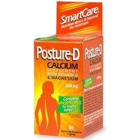 Posture-d supplément de calcium avec vitamine D600mg-60ea