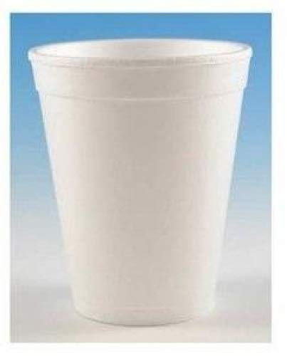 (Disp. Cold/Hot Cup, 10 oz, White,)