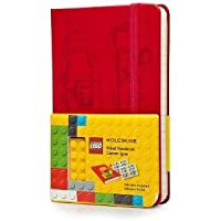 Deals on Moleskine Limited Edition Lego Notebook Hard Cover