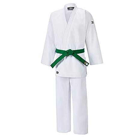 c2b0e4c1d4e2 Mizuno Judogi Hayato, 100% Cotone 550 gr, Bianco: Amazon.it: Sport e ...