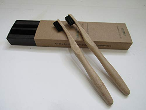 Bamboostixx Co. Bamboo Toothbrushes