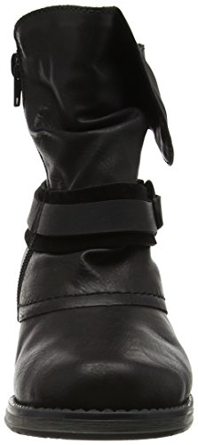 Rieker Vrouwen Y9792 Laarzen Zwart (zwart / Zwart / Zwart)