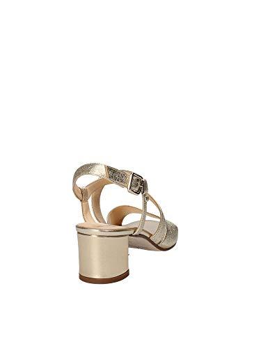 Valleverde Sandalo 38505 Donna Giallo Tacco O6Odqxw5r
