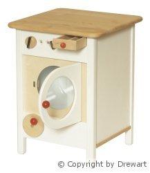 Drewart Kinderwaschmaschine Massivholz