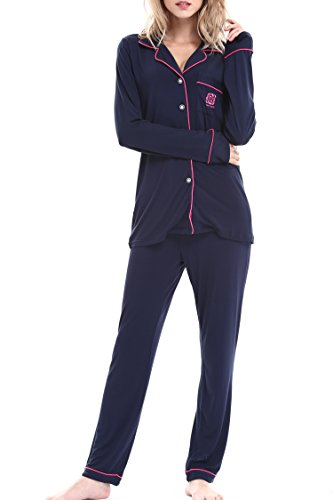 Womens Sleepwear Sleeves Pajama Pants