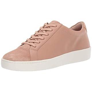 Vince Women's Janna Sneakers, Oatmeal, Tan, 9.5 Medium US
